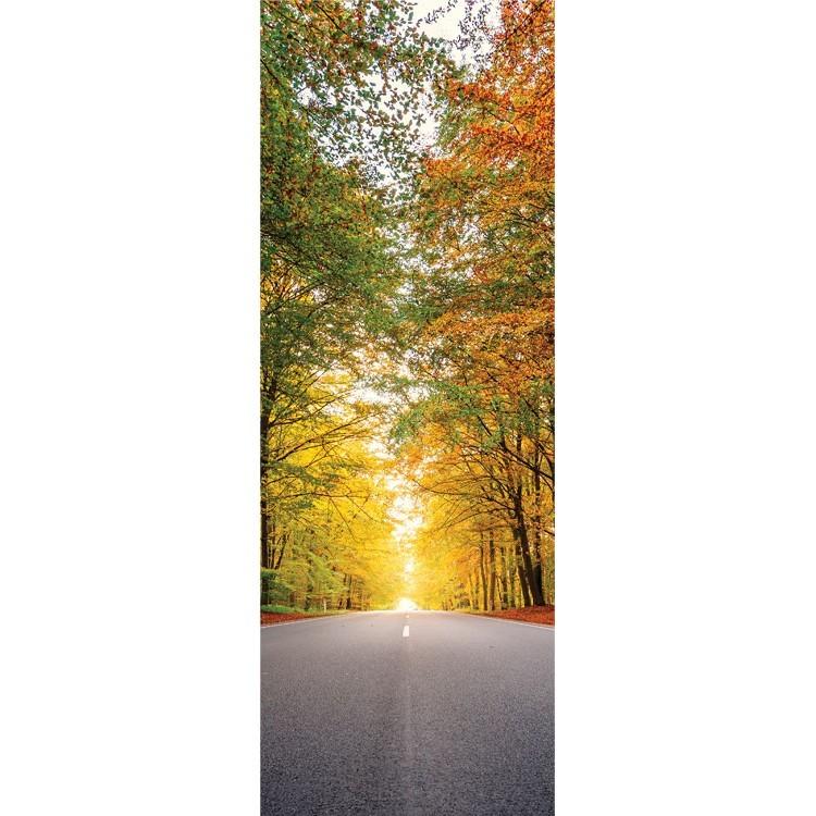 Δρόμος μέσα από το δάσος, Φύση, Κρεμάστρες & Καλόγεροι