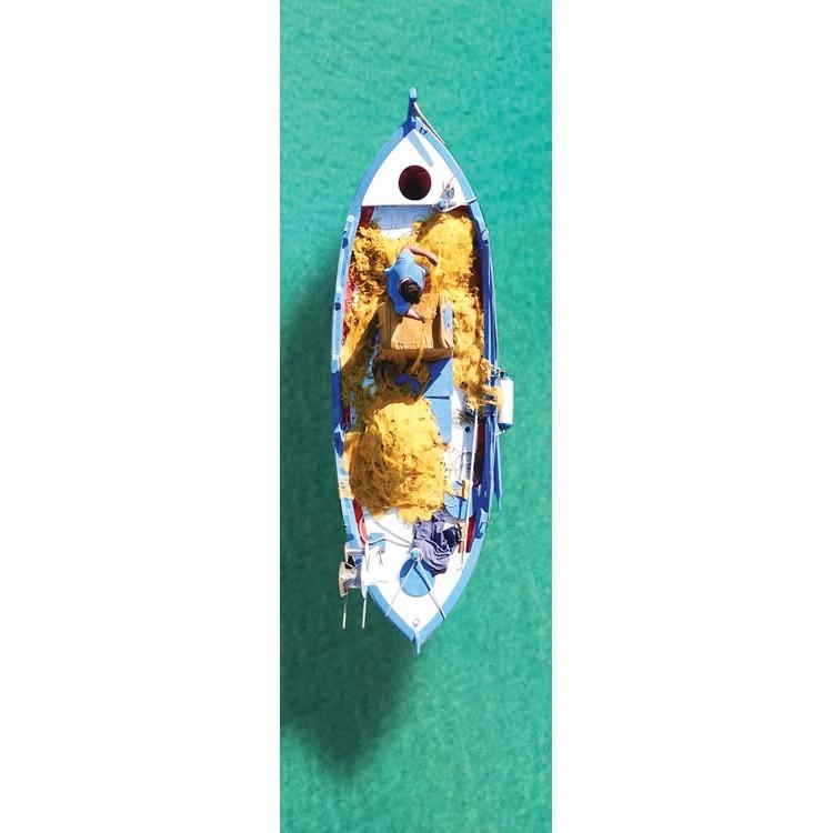 Διάσημη τυρκουάζ παραλία Ψαρού - Μύκονος, Κυκλάδες, Φύση, Κρεμάστρες & Καλόγεροι