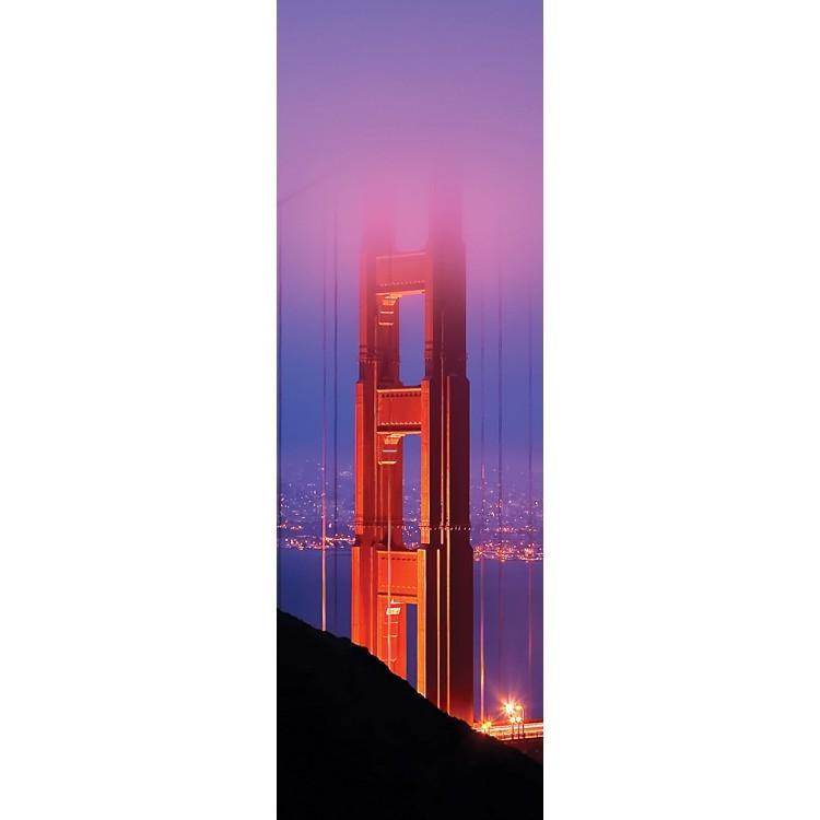 Γέφυρα Γκόλντεν Γκέιτ, Πόλεις -Ταξίδια, Κρεμάστρες & Καλόγεροι