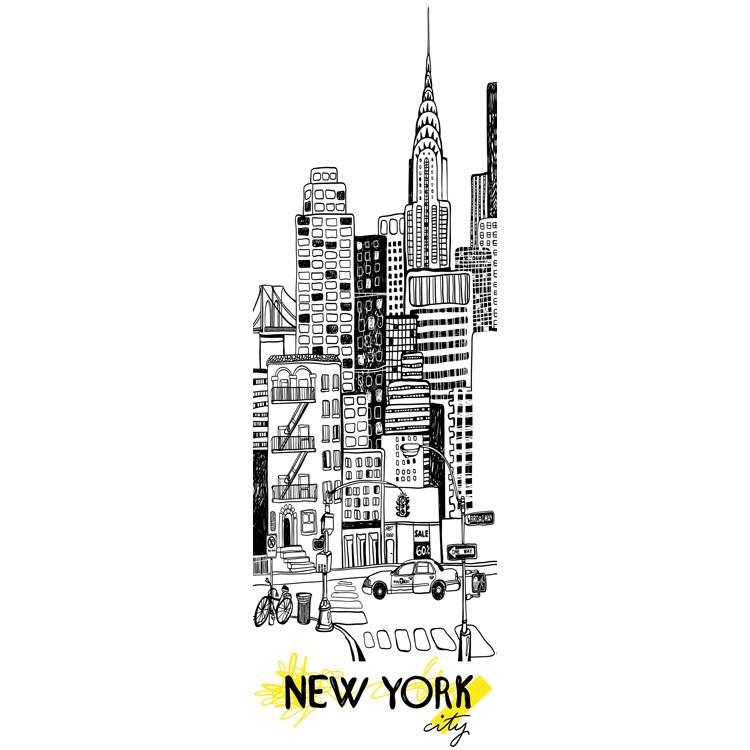 Νέα Υόρκη, Πόλεις -Ταξίδια, Κρεμάστρες & Καλόγεροι