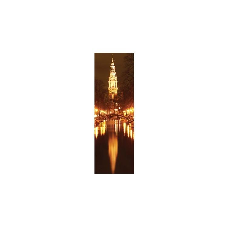 Νύχτα στο Αμστερνταμ, Πόλεις -Ταξίδια, Κρεμάστρες & Καλόγεροι