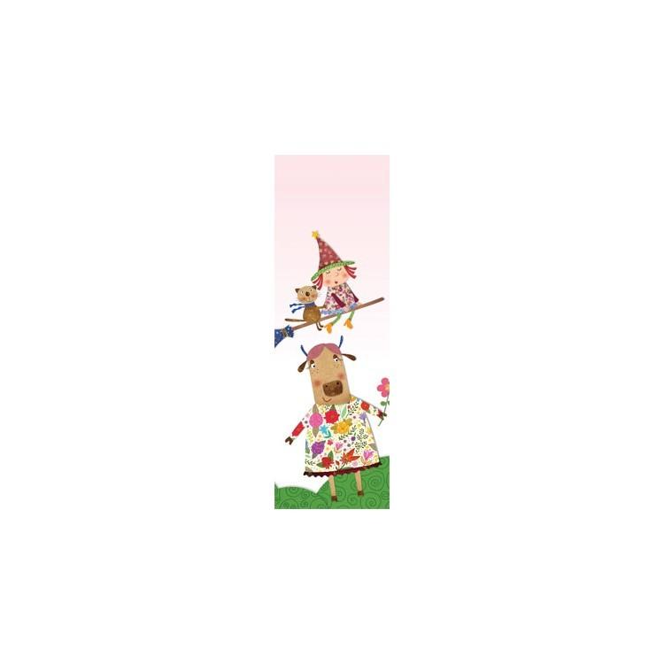 Μικρή μάγισσα, Παιδικά, Κρεμάστρες & Καλόγεροι