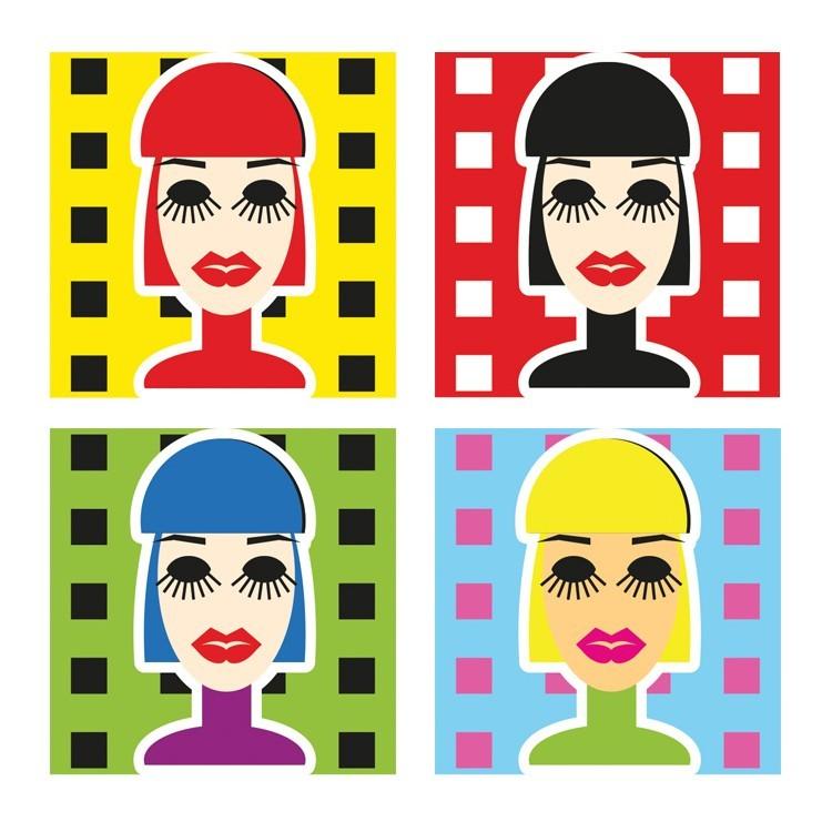 Pop art, Διάφορα, Mini Set Forex