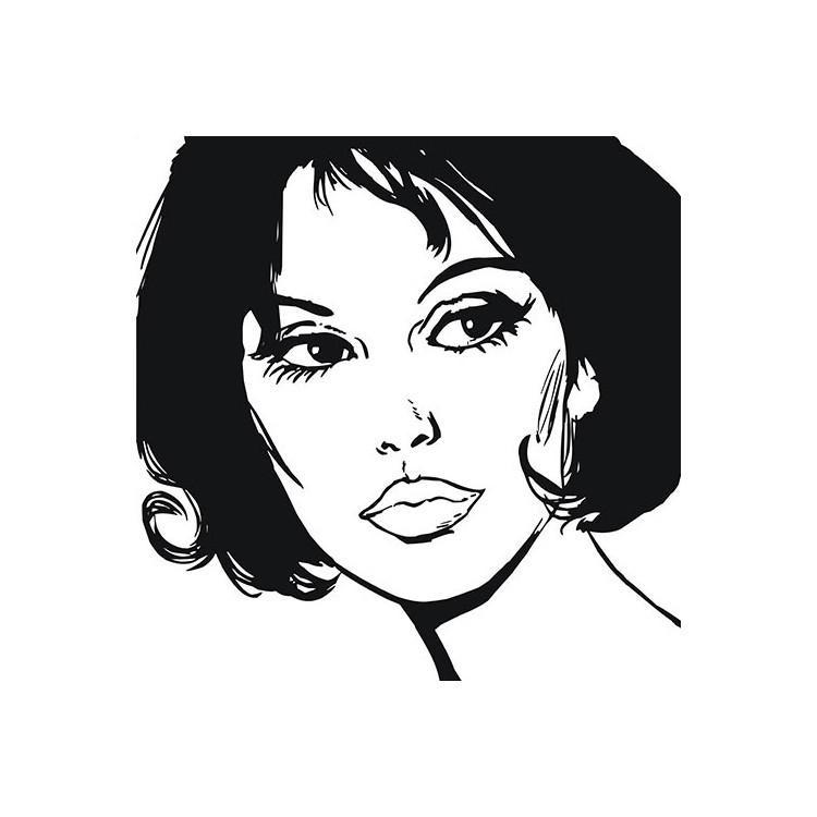 Όμορφη Γυναίκα, Κόμικς, Ρολοκουρτίνες