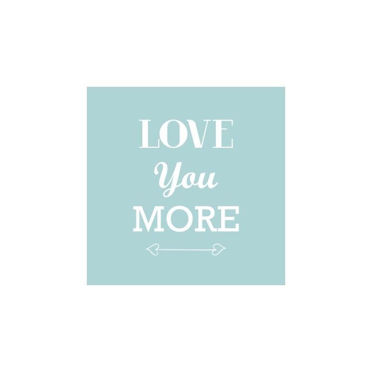 Love you, Φράσεις, Ρολοκουρτίνες