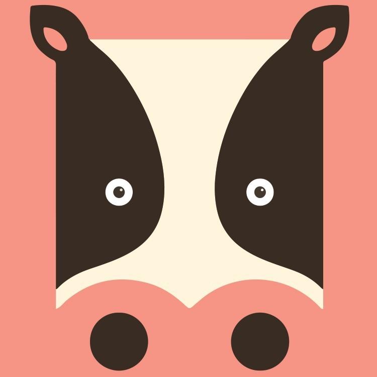Αγελαδίτσα, Παιδικά, Ρολοκουρτίνες