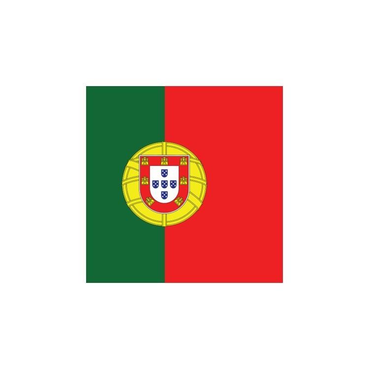 Πορτογαλία, Σημαίες του κόσμου, Ρολοκουρτίνες