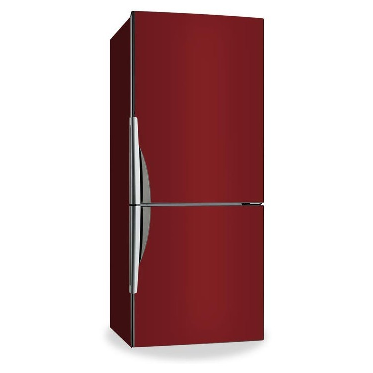 Burgundy, Μονόχρωμα, Αυτοκόλλητα ψυγείου