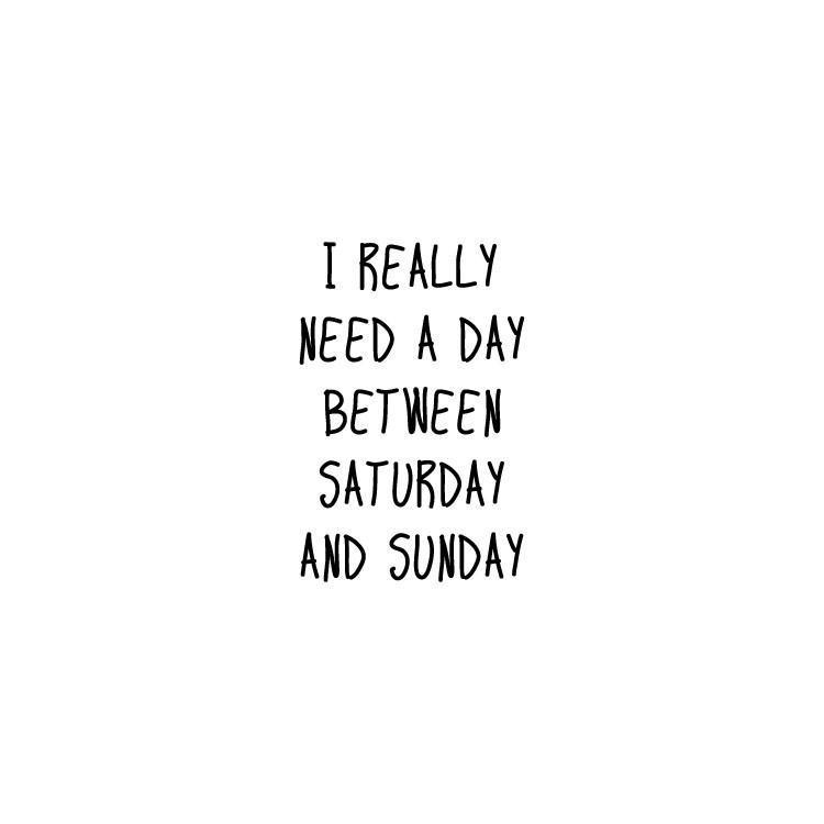I need a day, Φράσεις, Αυτοκόλλητα τοίχου