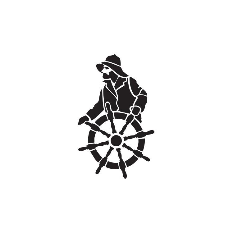 Καπετάνιος, Ναυτικά, Αυτοκόλλητα τοίχου
