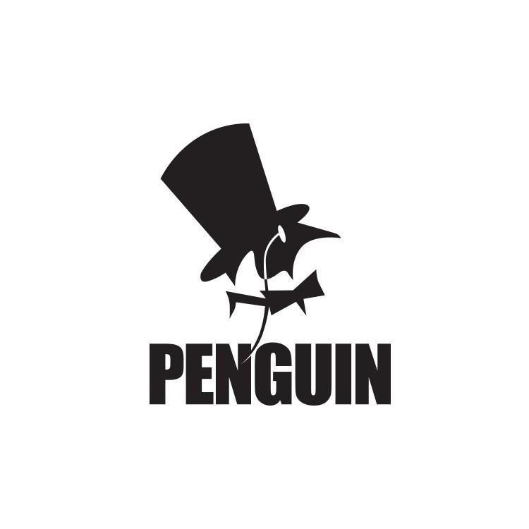 Πιγκουίνος, Ζώα, Αυτοκόλλητα τοίχου