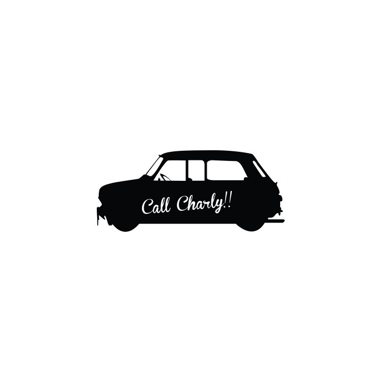 Call Charly!, Λονδίνο, Αυτοκόλλητα τοίχου