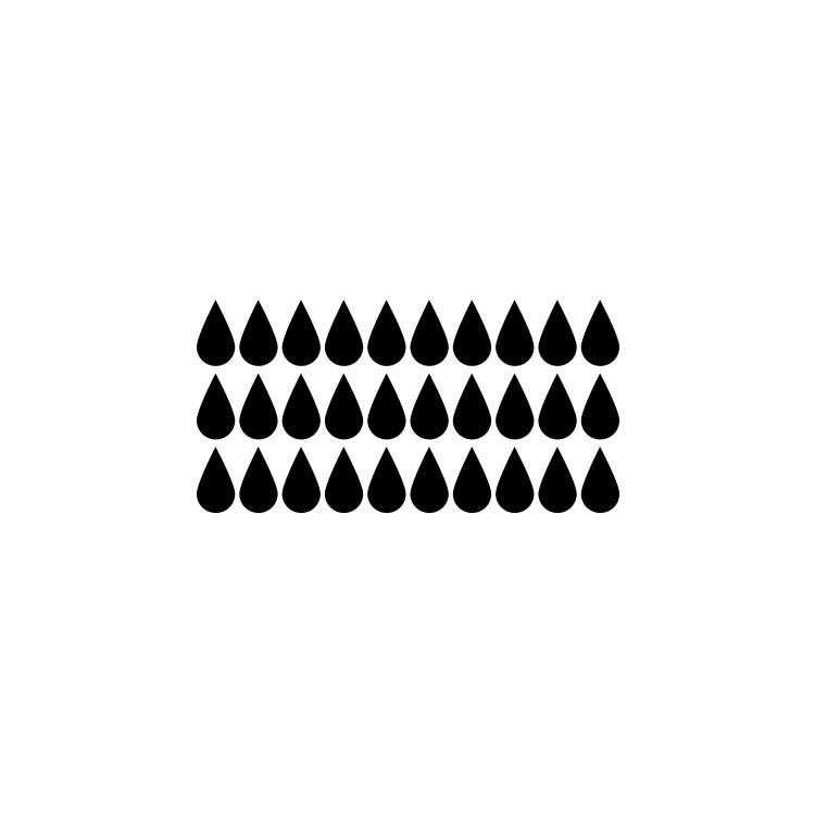 Σταγόνες βροχής, Παιδικά, Mini Pack αυτοκόλλητα