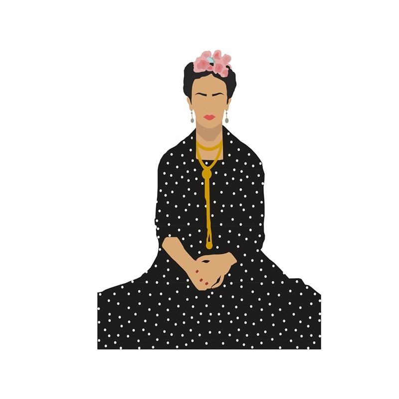 Frida Kahlo, Φιγούρες, Αυτοκόλλητα τοίχου