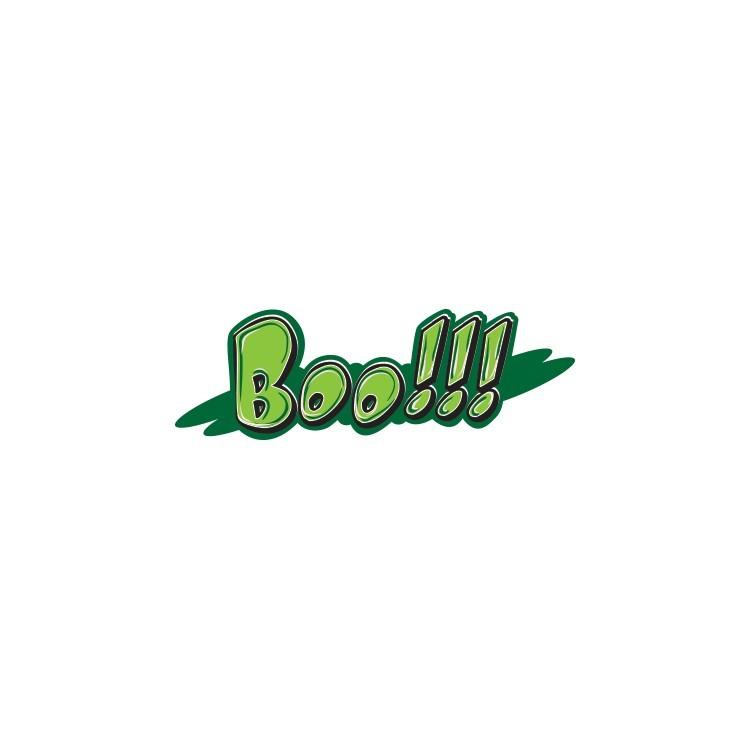 Boo!!!, Κόμικς, Αυτοκόλλητα τοίχου