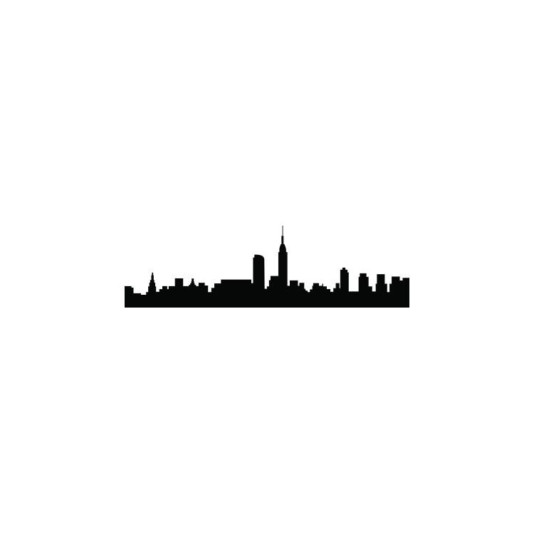 Πόλη σκίτσο, Πόλεις, Αυτοκόλλητα τοίχου
