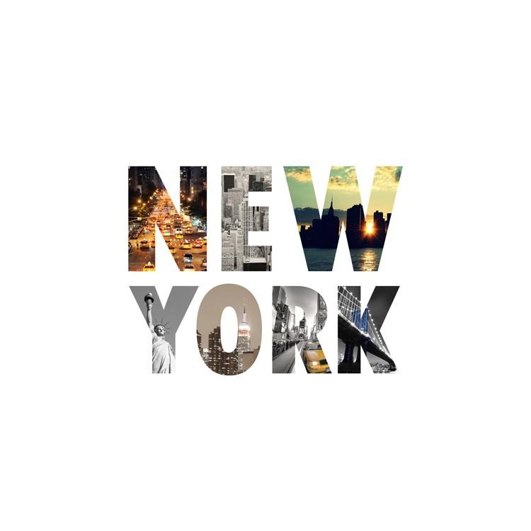 New York, Πόλεις, Αυτοκόλλητα τοίχου