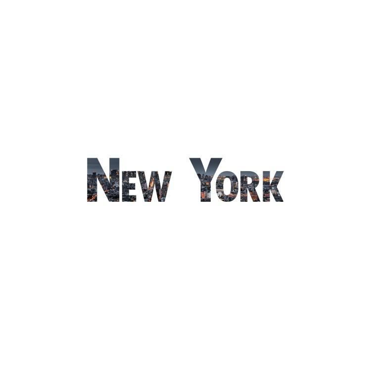 Νέα Υόρκη, Πόλεις, Αυτοκόλλητα τοίχου