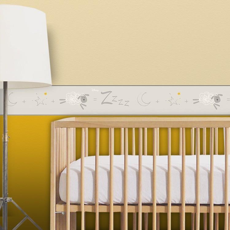 Sleepy pattern, Mickey Mouse!, Παιδικές, Μπορντούρες