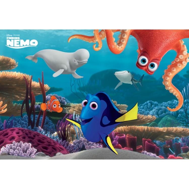 Dory, Bailey, Hank, Nemo! Finding Dory, Παιδικά, Ταπετσαρίες Τοίχου