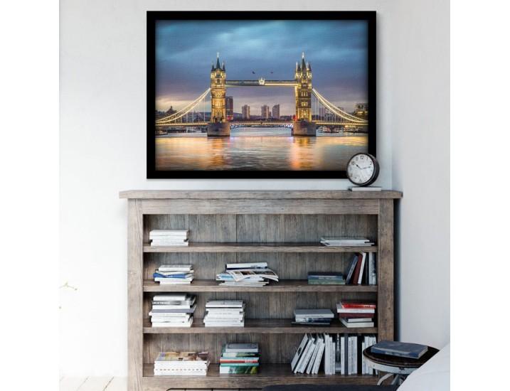 Πύργος του Λονδίνου, Πόλεις - Ταξίδια, Πίνακες σε καμβά