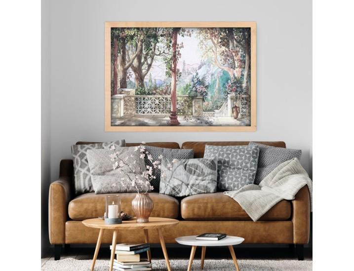 Βασιλικό Τοπίο, Φύση, Πίνακες σε καμβά