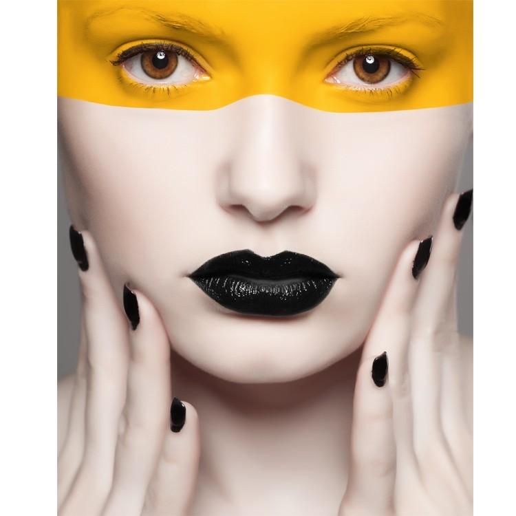 High Fashion Bold Makeup, Άνθρωποι, Πίνακες σε καμβά