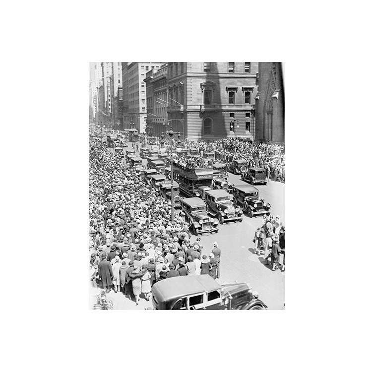 Παρέλαση, Άνθρωποι, Πίνακες σε καμβά