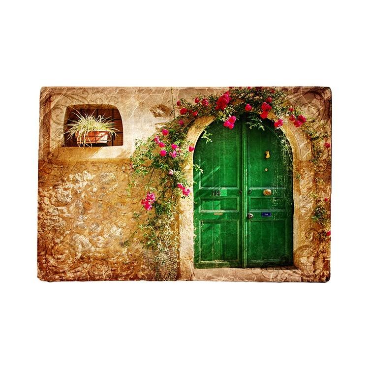 Παλιά ελληνικη πόρτα, Ελλάδα, Πίνακες σε καμβά