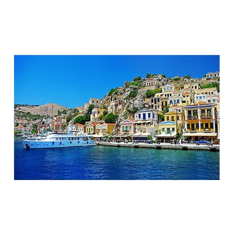 Σύμη, Ελλάδα, Ελλάδα, Πίνακες σε καμβά
