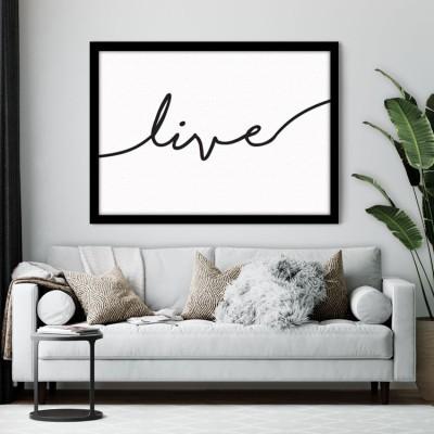 Live, Διάφορα, Πίνακες σε καμβά