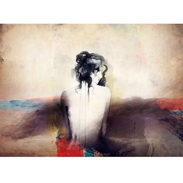 Painting of a Girl, Ζωγραφική, Πίνακες σε καμβά