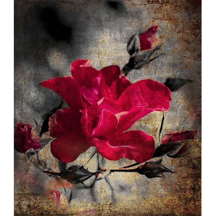 Λουλούδι, Vintage, Multipanel
