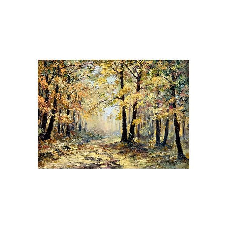 Δάσος, Ζωγραφική, Multipanel