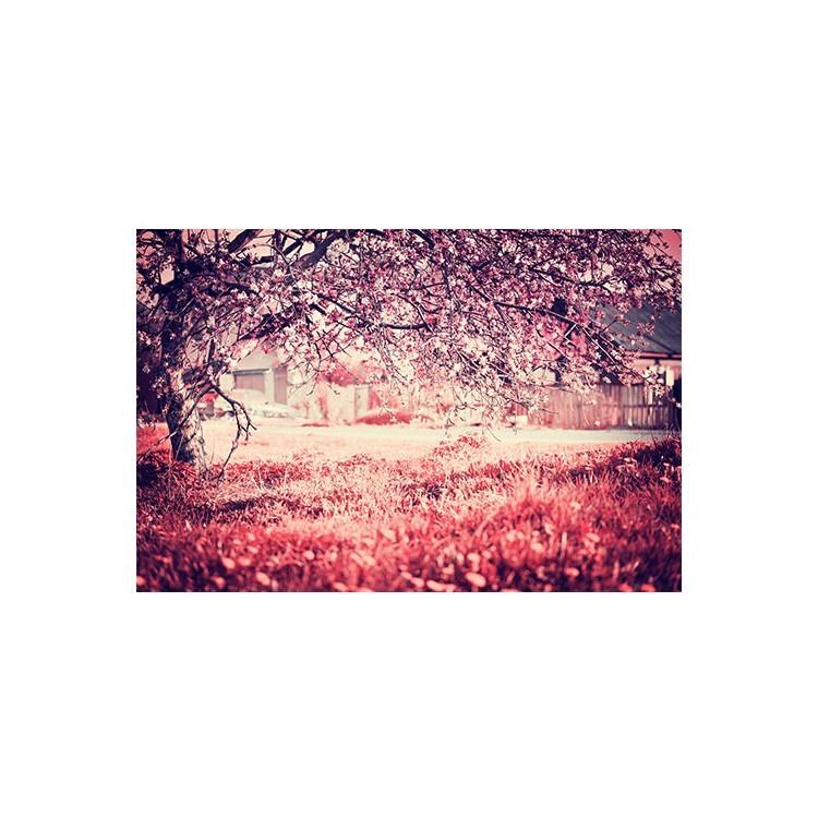 Ανθισμένο δέντρο, Φύση, Multipanel