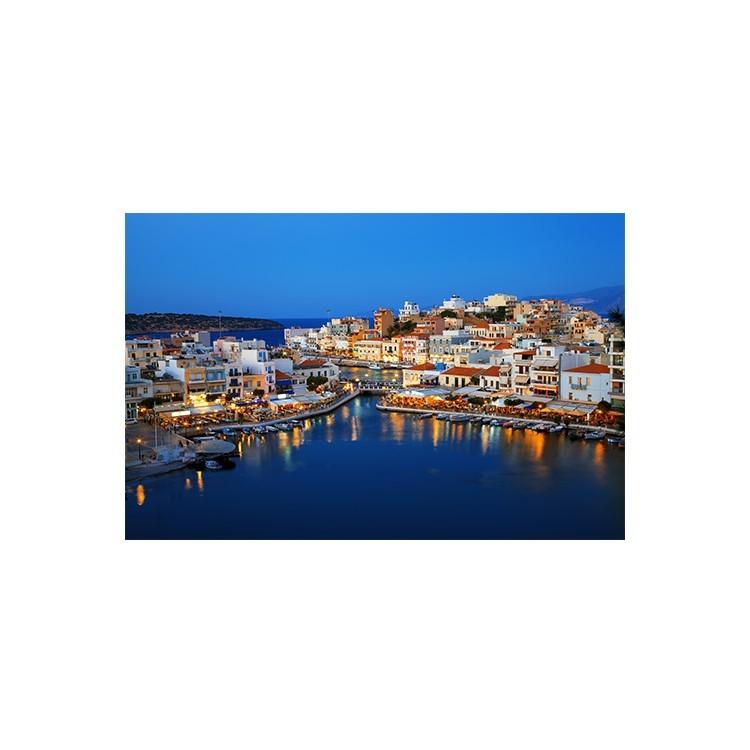 Λίμνη Βουλισμένη, Κρήτη, Ελλάδα, Multipanel