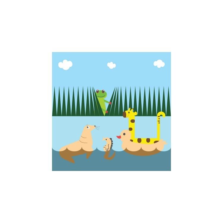 Παιχνίδι στην Θάλασσα, Παιδικά, Φωτιστικά Set