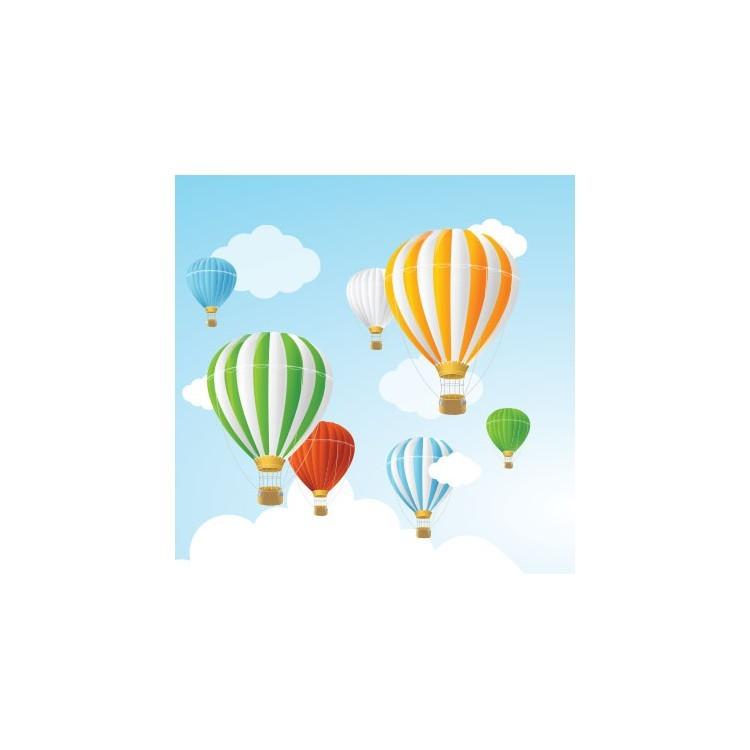 Αερόστατα, Παιδικά, Φωτιστικά Set