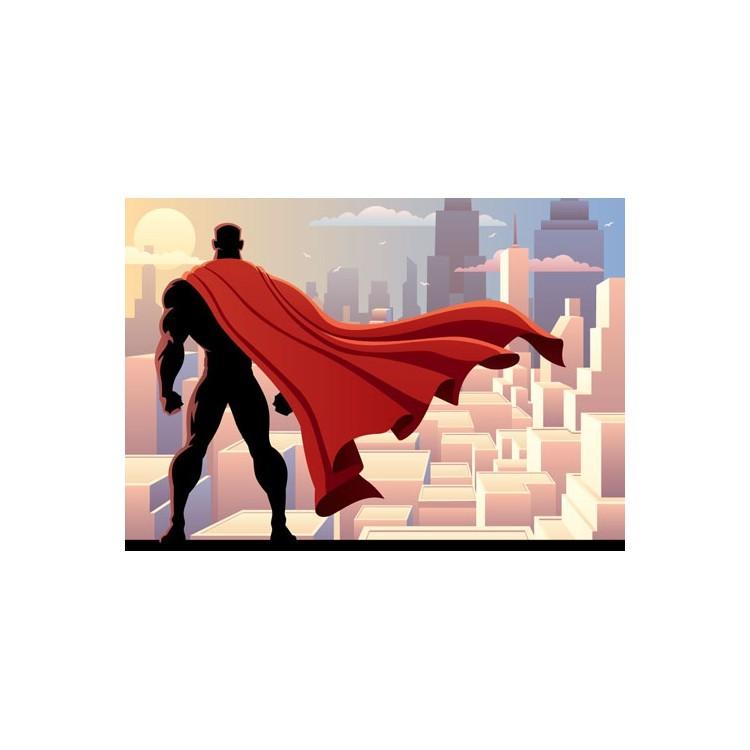 Σούπερ Ήρωας, Κόμικ, Αυτοκόλλητα ψυγείου