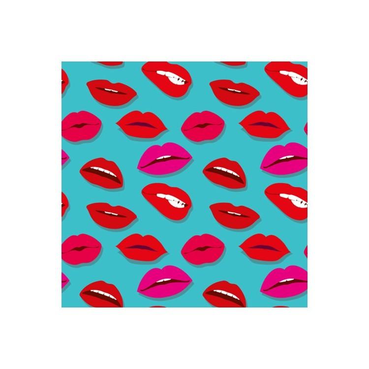 Μοτίβο χείλη, Διάφορα, Φωτιστικά Set
