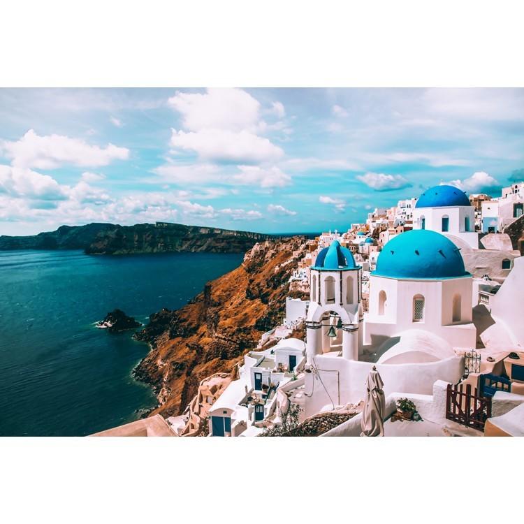 Σαντορίνη, Ελλάδα, Ελλάδα, Ταπετσαρίες Τοίχου