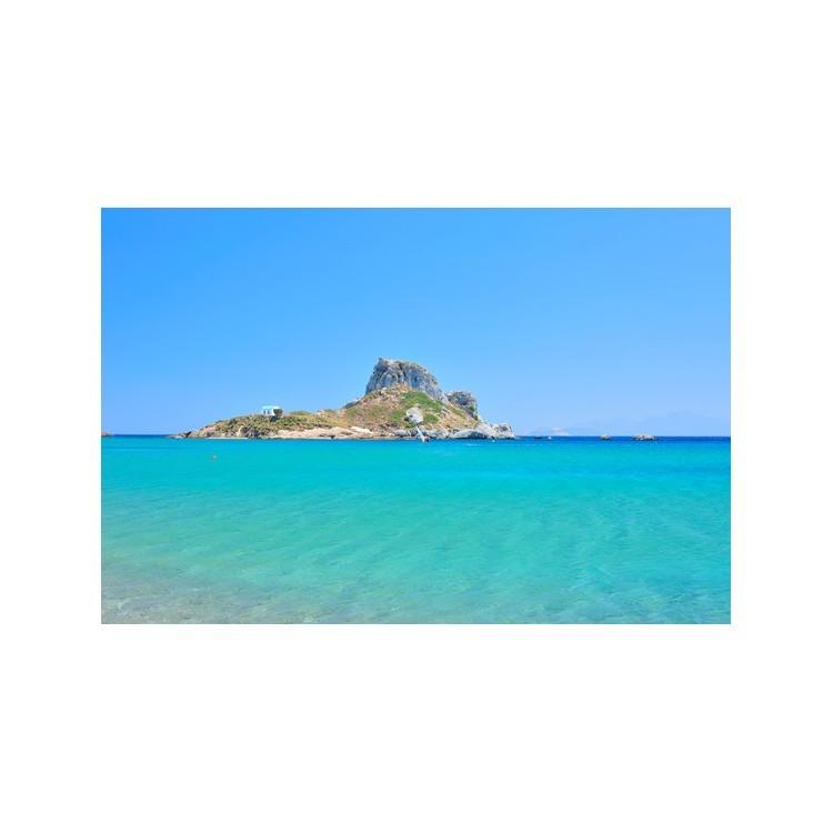 Τυρκουάζ θάλασσα στην,Κω, Ελλάδα, Ταπετσαρίες Τοίχου