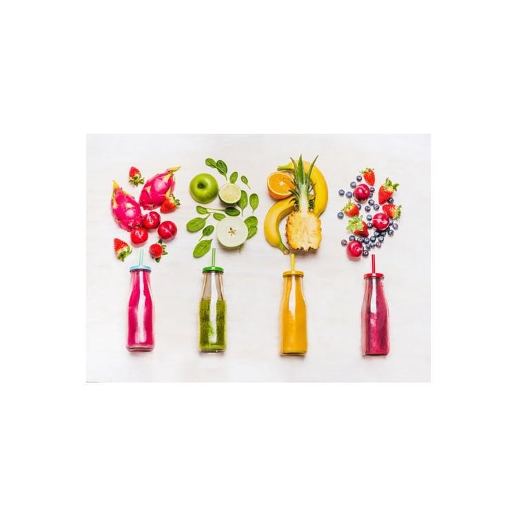 Χυμός φρούτων και λαχανικών, Φαγητό, Ταπετσαρίες Τοίχου