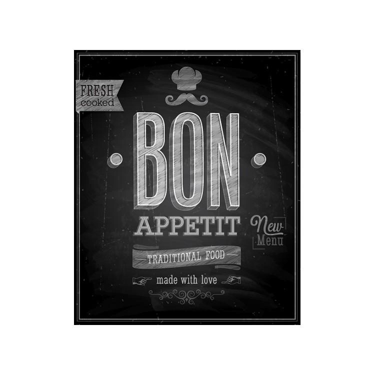 Bon Appetit, Φαγητό, Ταπετσαρίες Τοίχου