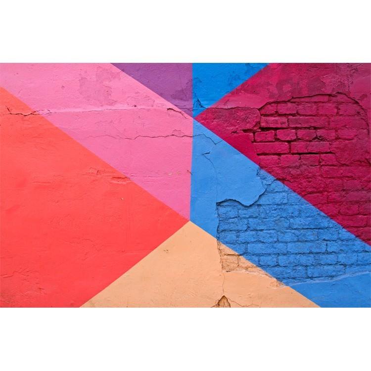 Πολύχρωμος Τοίχος, Φόντο - Τοίχοι, Ταπετσαρίες Τοίχου