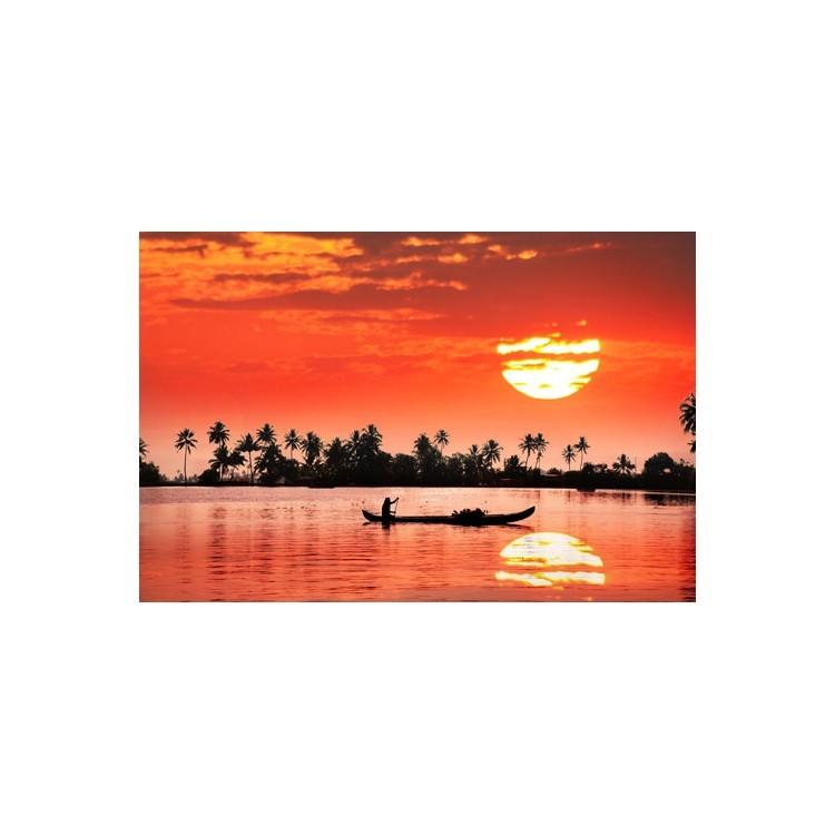 Ηλιοβασίλεμα, Φύση, Multipanel