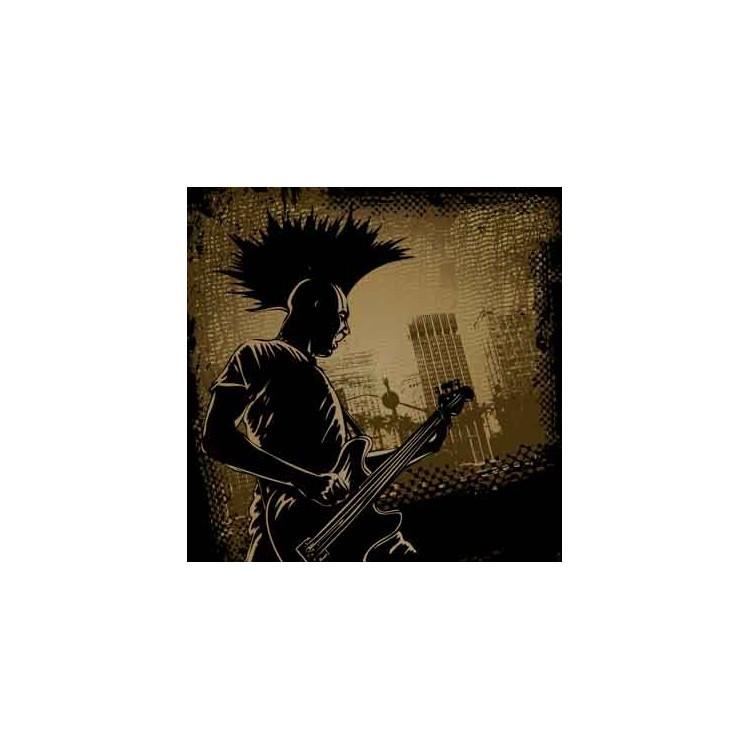 Πανκ κιθαρίστας, Διάφορα, Ταπετσαρίες Τοίχου