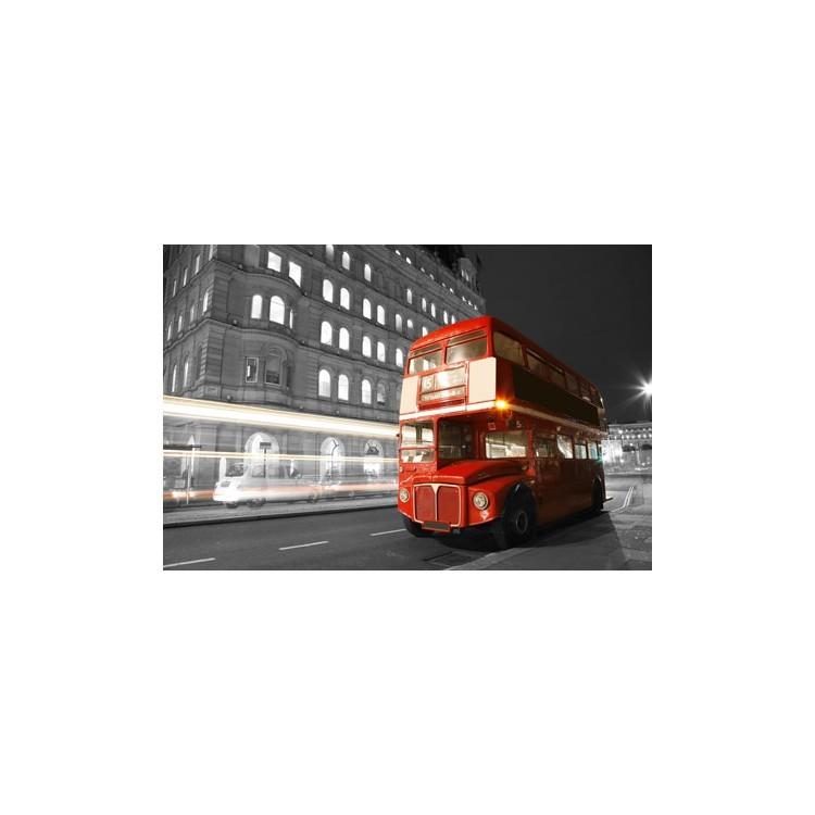 Λεωφορείο, Λονδίνο, Πόλεις - Ταξίδια, Ταπετσαρίες Τοίχου