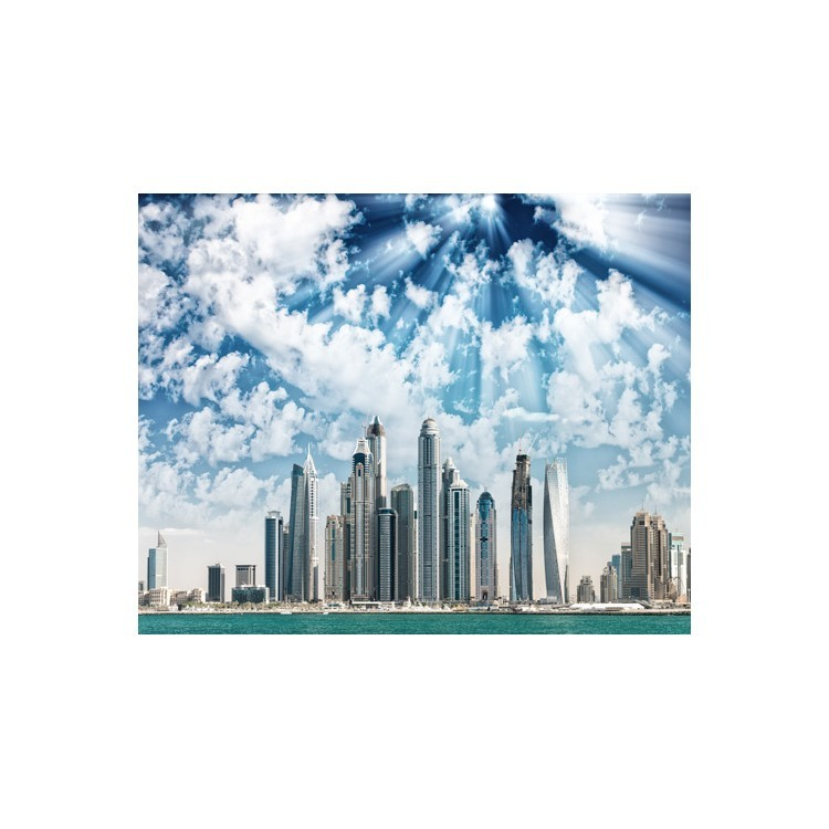 Μαρίνα του Ντουμπάι, Πόλεις - Ταξίδια, Ταπετσαρίες Τοίχου