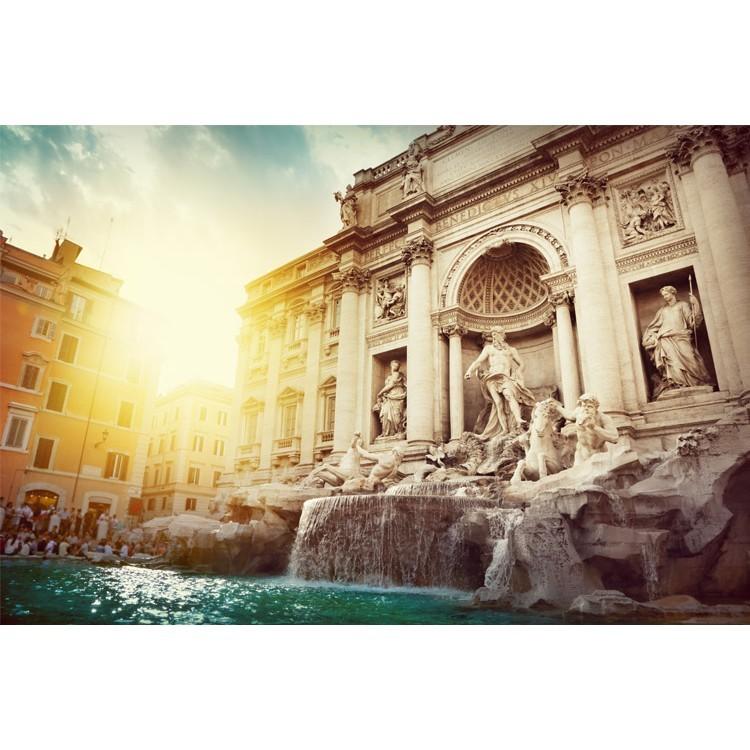 Fontana Di Trevi, Πόλεις - Ταξίδια, Ταπετσαρίες Τοίχου